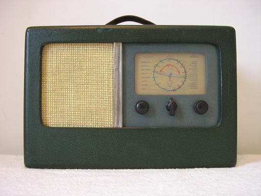 Superfon Bärbar radio