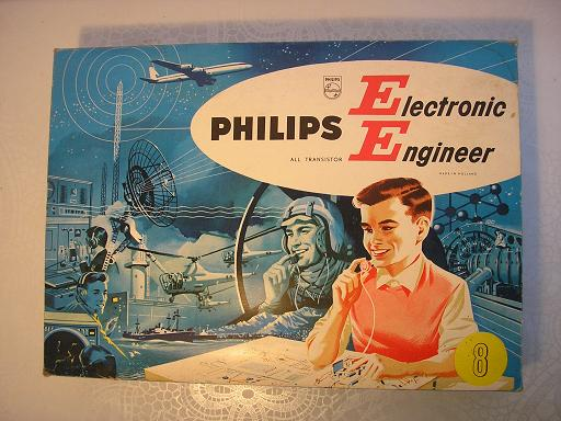 Philips Electronic Engineer 8
